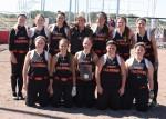 2013 Pioneer Softball