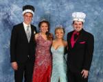 Fort Calhoun Prom Royalty 2014