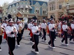 Fort Calhoun Band at DisneyWorld 2