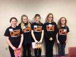 QB Team B (6th Girls)